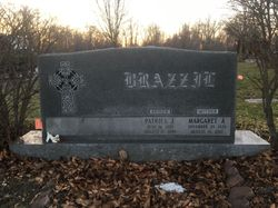 Margaret Ann <I>Corey</I> Brazzil
