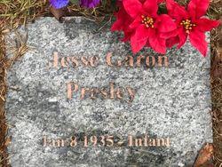 Jesse Garon Presley