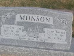 Jesse Horace Monson