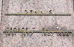 George Thomas Dennis