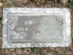 J. C. Abrams