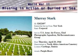 CPL Murray Stark