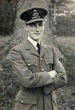 Flt Lt David Arthur Coke