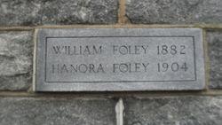 Hanora <I>Fleming</I> Foley