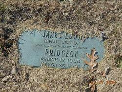 James Edwin Pridgeon