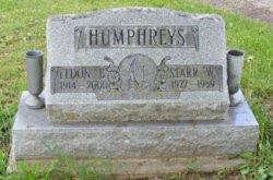 Starr <I>Williamson</I> Humphreys