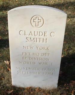 Claude C Smith