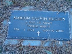 Marion Calvin Hughes