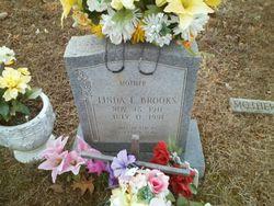 Linda Evelyn <I>Jaggers</I> Brooks