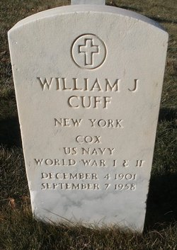 William J Cuff