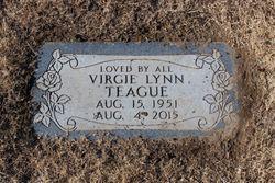 Virgie Lynn <I>Imel</I> Teague