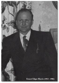 Ernest Edgar Washington Harris