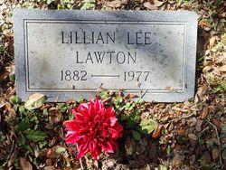 Lillian D <I>Lee</I> Lawton