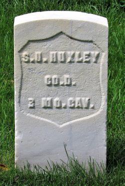 Silas U Huxley