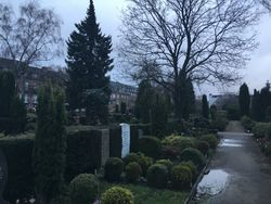 Friedhof Bernadottestraße