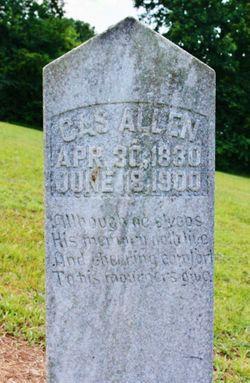 Cas Allen