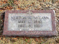 Newton Washington McCann