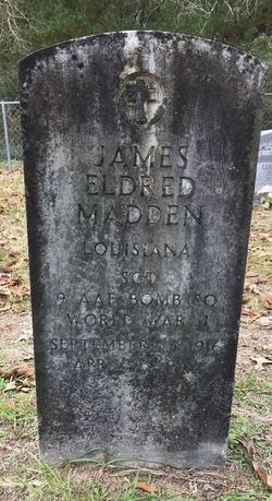 James Eldred Madden