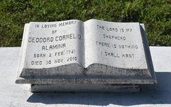 Deodoro Cornelio Alamina