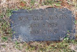 """William Augustus """"Gus"""" Austin"""