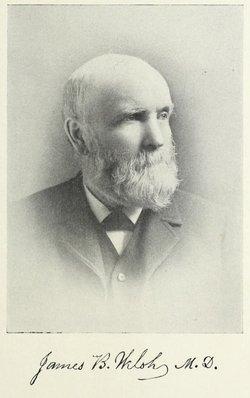 Dr James Barney Welsh