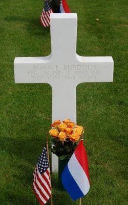 PFC John F Burdulis