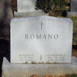 Martin A Romano
