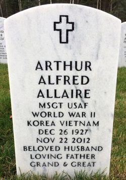 Arthur Alfred Allaire