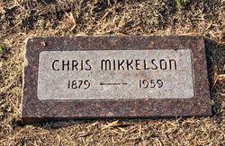 """Christian M. """"Chris"""" Mikkelson"""