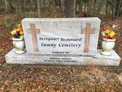 Sevignier Broussard Family Cemetery