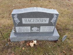 Garland Lee Hagedorn