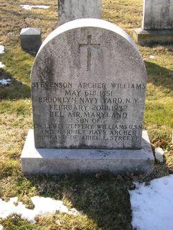 Stevenson Archer Williams