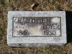 Charlotte <I>Nicodemus</I> Royer