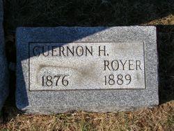 Guernon H Royer