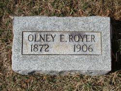 Olney E. Royer