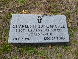 "Charles Herbert ""Charlie"" Jungmichel"