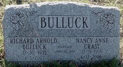 "Richard Arnold ""Dick"" Bulluck"