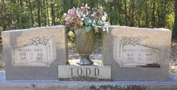Hilliard Doris Todd