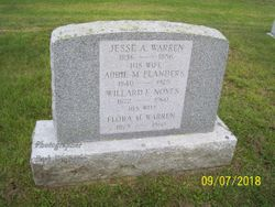 Jesse A. Warren