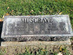 Martha Musgrave
