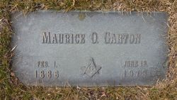 Maurice O. Garton