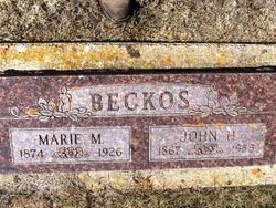 Marie M. Beckos