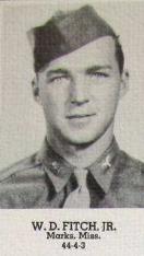William D Fitch Jr.