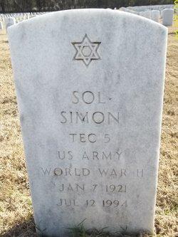 Sol Simon