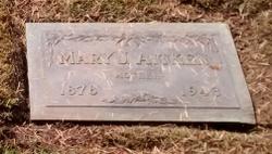 Mary Janet <I>Murray</I> Aitken