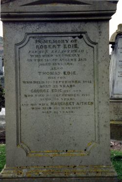 George Edie