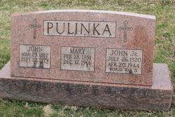 John Pulinka, Jr