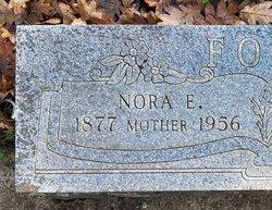 Nora Ellis <I>Allen</I> Foss