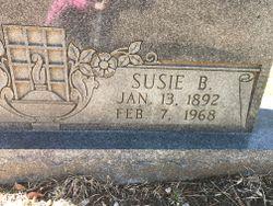 "Susan Evelyn ""Susie"" <I>Brantley</I> Alford"