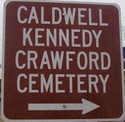 Caldwell-Crawford-Kennedy Cemetery
